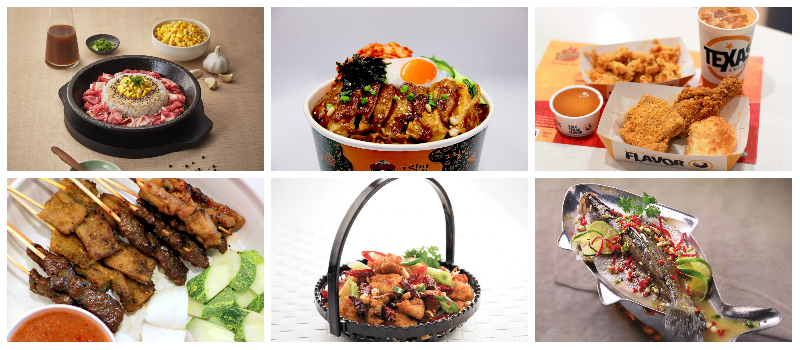 10 Favourite Halal Eateries In Century Square & Tampines 1